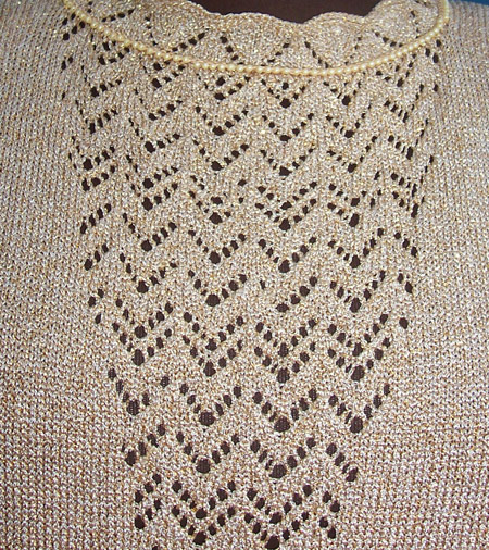 A quality machine knitting pattern from the Clair Crowston range.